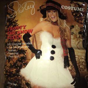 Women's Frosty the Snow Vixen